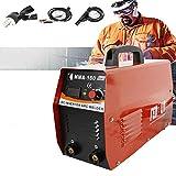 Welding Machines 110/220 Volts Inverter DC Handheld Electric MMA-180 180A Inverter Welding Machine Accessory Kits MMA/ARC Stability Welder US Plug