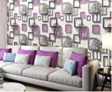 WOW Interiors Rock Stone Peel and Stick Self Adhesive Wallpaper Easily Removable