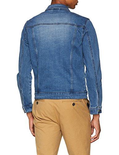 Only & Sons Onscoin Jacket PK 0451 Noos Chaqueta Vaquera, Azul (Blue Denim Blue Denim), Medium para Hombre