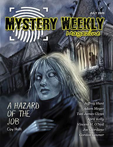 Mystery Weekly Magazine: Jul 202...