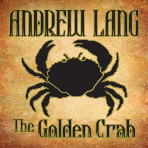 The Golden Crab audiobook cover art
