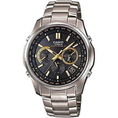 [カシオ] 腕時計 リニエージ 電波ソーラー LIW-M610TDS-1A2JF シルバー