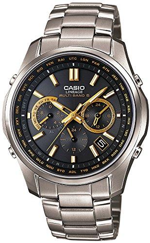 『[カシオ] 腕時計 リニエージ 電波ソーラー LIW-M610TDS-1A2JF シルバー』のトップ画像