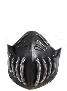 WOSHOW My Hero Academia Boku no Hero Akademia Himiko Toga Mask Props for Halloween Party Cosplay Use Black