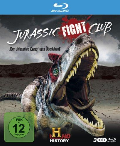 Jurassic Fight Club - Der ultimative Kampf ums Überleben [Blu-ray]