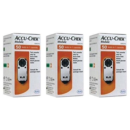 Accu Chek Mobile Testkassette 1 x 50 (3 Packungen)