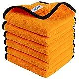 MR.SIGA Professional Premium Microfiber Towels for...