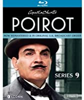 Agatha Christie's Poirot: Series 9 [Blu-ray] [Import]