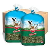 Naturally grown without pesticides Grown specifically for small animals High fiber to support digestive health America's #1 Hay Brand All-natural non GMO Ingredient No artificial preservatives