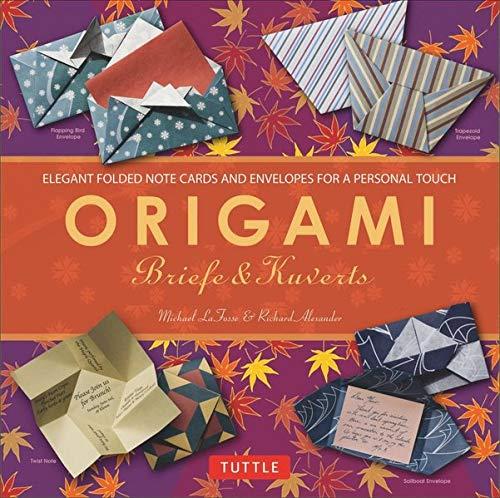 Origami. Briefe & Hüllen