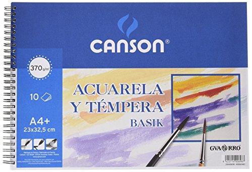 Canson 822647, Bloc de Dibujo, A4