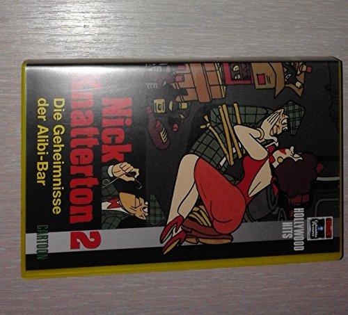 Nick Knatterton 2- Die Geheimnisse der Alibi-Bar