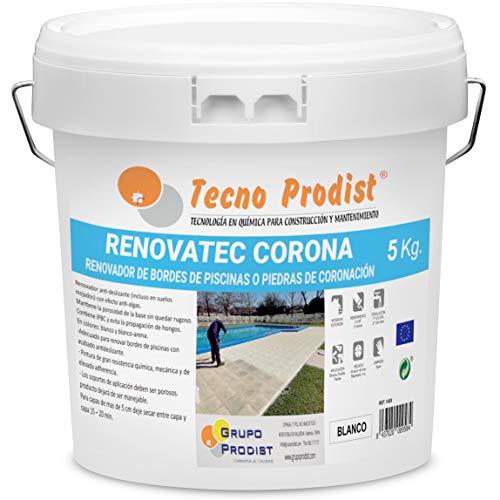 RENOVATEC CORONA de Tecno Prodist - (5 kg) BLANCO Pintura