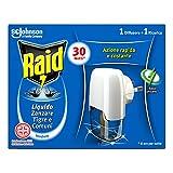 Raid Liquido Base contro le Zanzare Tigre e Comuni, 30 Notti, 21ml