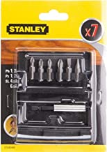 Set de 25 Piezas Stanley PUNTA TORX T25 1-68-843 25MM Multicolor