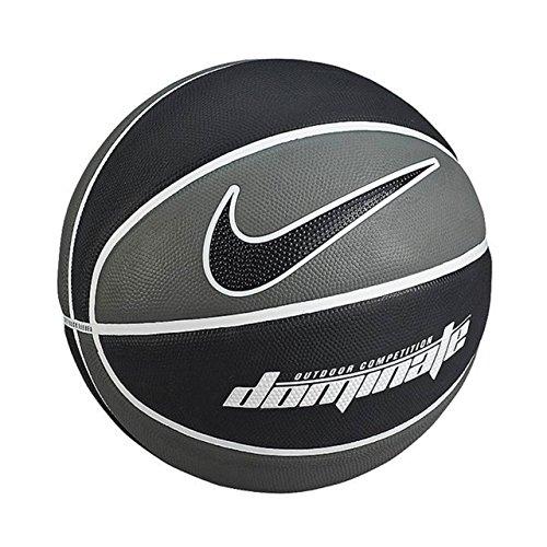 Nike Dominate BB0359 801 - Pallone da pallacanestro, misura 5, per esterni e allenamenti