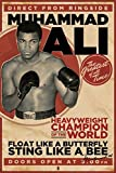 Muhammad Ali 'Vintage' Maxi Poster,61 x 91.5 cm