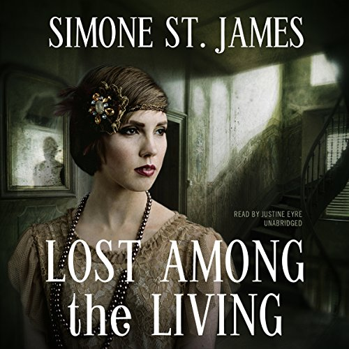 Lost Among the Living audiobook cover art