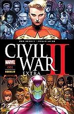 Civil War II Extra n°1 d'Emilio Laiso