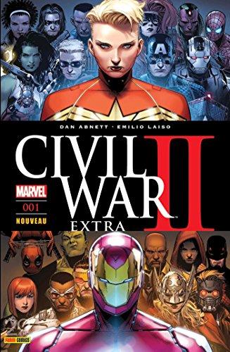 Civil War II Extra n°1