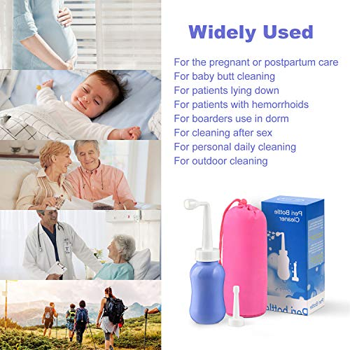 3L-Orz Peri Bottle Cleaner, Postpartum Care for Perineal Recovery and Cleansing, 300ml