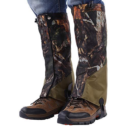 Ruiqas Protección contra La Lluvia Al Aire Libre Polaina Impermeable Zapatos Botas Cubierta para Caminar Caminar