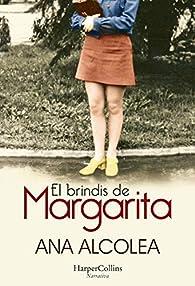 El brindis de Margarita par Ana Alcolea