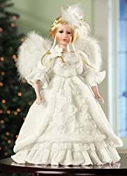 Collectible Porcelain Angel Doll