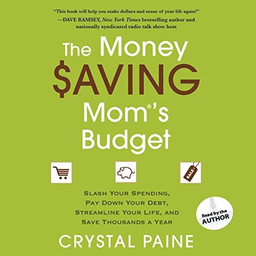 The Money Saving Mom's Budget audiobook cover art