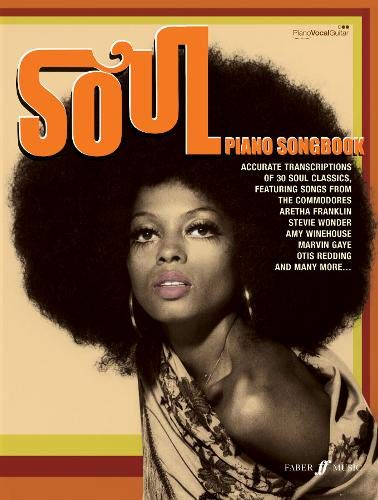 Soul Piano Songbook: (Piano, Vocal, Guitar) (Piano Songbook Series)