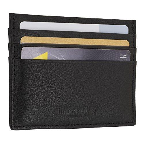 Timberland Credit Card Holder Black OS