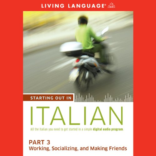 Starting Out in Italian, Part 3 Titelbild