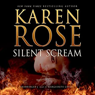 Silent Scream audiobook cover art