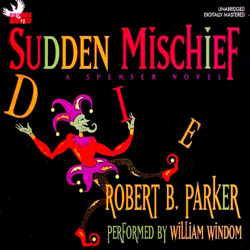 Sudden Mischief audiobook cover art