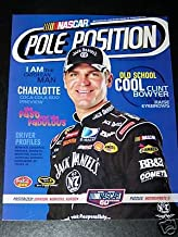 NASCAR Pole Position Magazine featuring Clint Bowyer May 2008 (Charlotte Motor Speedway Coca-Cola 600)