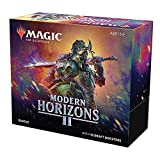 Magic: The Gathering Modern Horizons 2 Bundle | 10 Draft Boosters (150 Magic Cards) + Accessories
