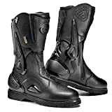Sidi Armada Gore-Tex Crossover Motorcycle Boot, Black, Size 43