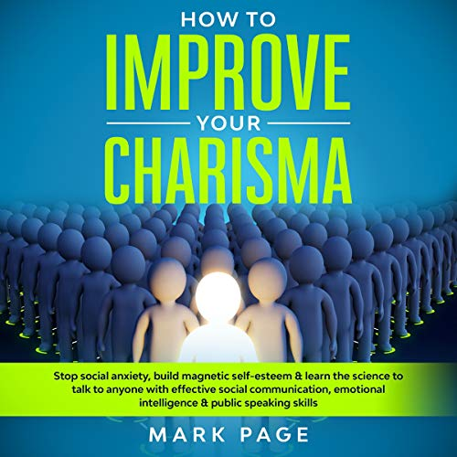 How to Improve Your Charisma cover art