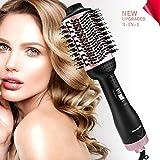 Morpilot One-Step Hair Dryer & Volumizer Hot Air Brush, 3-in-1 Hair Dryer Brush