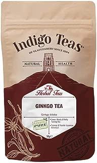 Hoja suelta de té Ginkgo Biloba - 50g (calidad asegurada