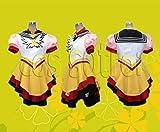 451 【cos-presure】美少女戦士セーラームーン セーラームーン 風衣装☆彡コスプレ