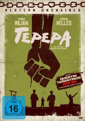 Tepepa (1968) ( Blood and Guns (Long Live the Revolution) ) [ NON-USA FORMAT, PAL, Reg.0 Import - Germany ]