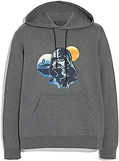 X Star Wars Darth Vader Hoodie Sweater in Dark Heather...