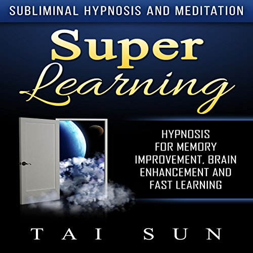 Super Learning audiobook cover art