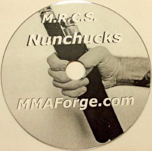 Kalaj Kutter New Martial Arts Nunchucks Training Nunchaku Techniques Video DVD