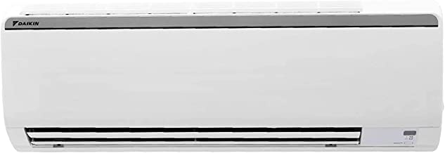 Daikin 0.8 Ton 3 Star Split AC (Copper, PM 2.5 Filter, 2019 Model, FTL28TV, White)
