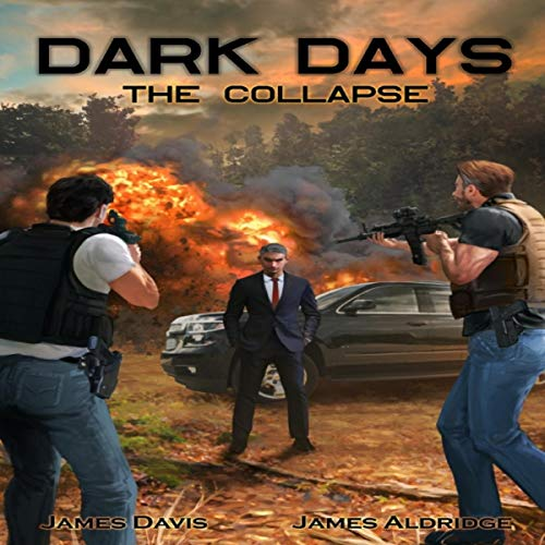 Dark Days: The Collapse cover art