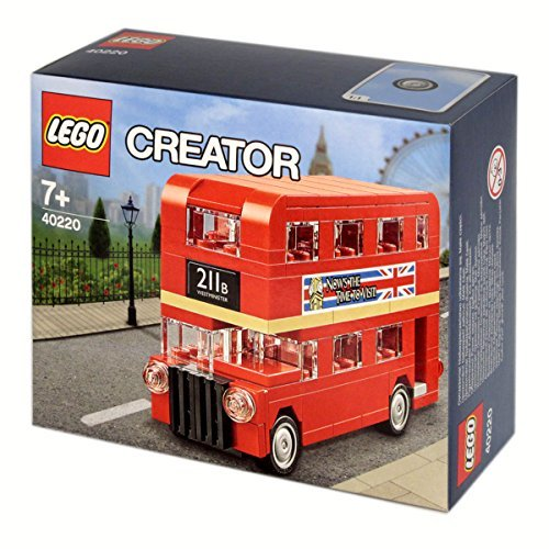 Genuine Lego Creator LONDON BUS Promo Set - 40220 Rare Collectors Item by LEGO