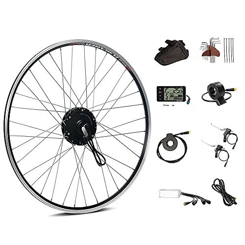 Season E-Bike Conversion Kit, 36V 350W 27,5″ with Rear motor for Freewheel