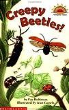 Creepy Beetles (Hello Reader! Science: Level 2 (Prebound))